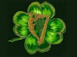 ирланд арфа эмблема
