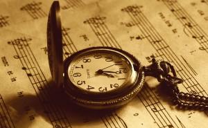 время музыка